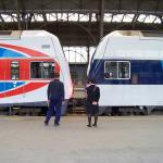 Nové soupravy City Elefant na hlavním nádraží. Ilustrační foto: Wikipedia